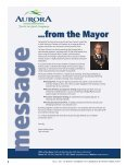 2012 / 2013 Business Directory - Aurora Chamber of Commerce - Page 6