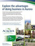 2012 / 2013 Business Directory - Aurora Chamber of Commerce - Page 7