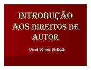 Apostila - Denis Borges Barbosa - Addr.com