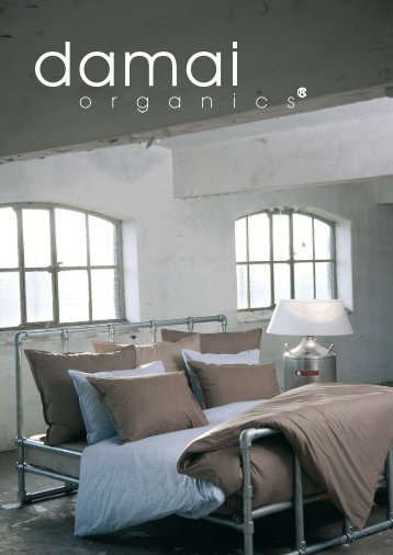 Untitled - Damai Organic cotton bedlinen
