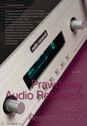 Audio Research LS27 - Audiofast
