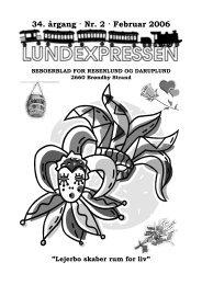 34. årgang · Nr. 2 · Februar 2006 - lundens.net