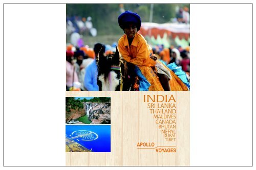 apollo voyages - Apollo Tours To India