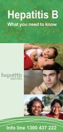 Hepatitis B - Squarespace