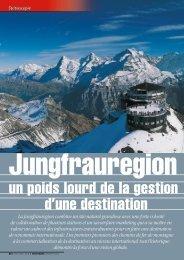 un poids lourd de la gestion d'une destination - Laurent Vanat