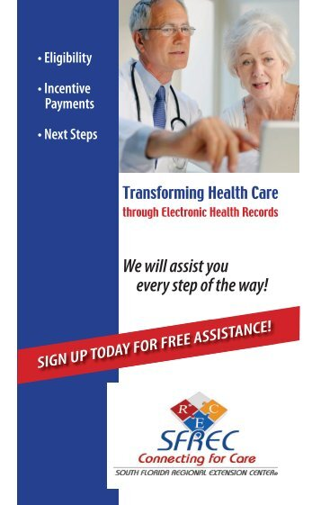 We will assist you every step of the way! - FAFP