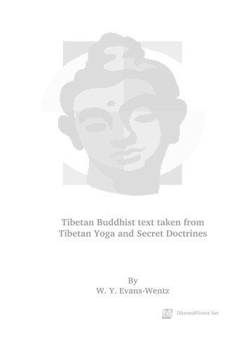 And secret pdf tibetan yoga doctrines