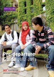 Pre-departure Guide - INTO