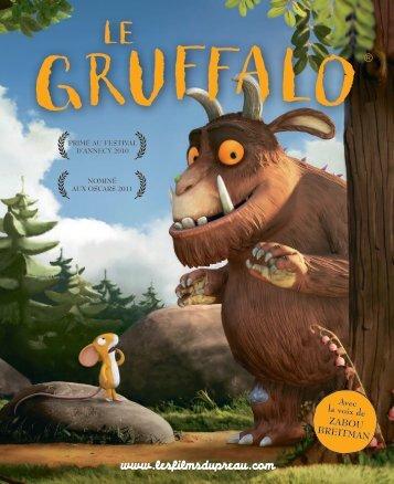 dossier pédagogique GURFFALO du distributeur les Films du Préau