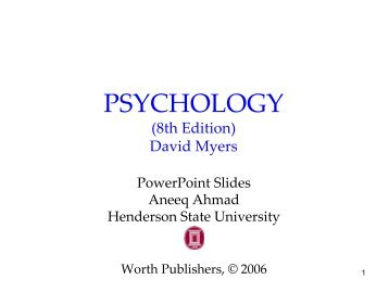 the feeling state theory of behavioral and psych innovations