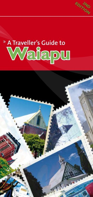 A Traveller's Guide to Waiapu