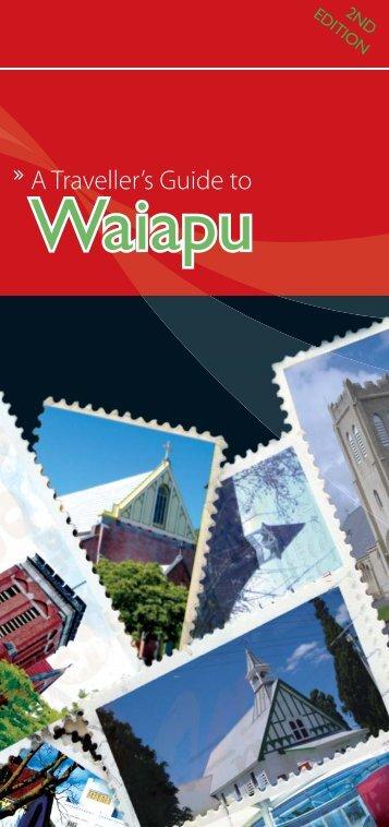 F 122 ANG Parish Guide P1 - Waiapu
