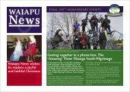 December - Waiapu