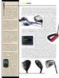 Golf Inside Januar 2012 - Caligari Golf Equipment AG - Page 6