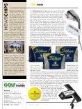 Golf Inside Januar 2012 - Caligari Golf Equipment AG - Page 7