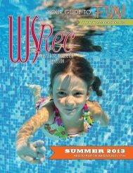 Summer Guide - West Shore Rec Comm