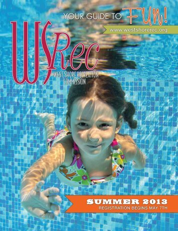 Summer Guide - West Shore Rec Comm