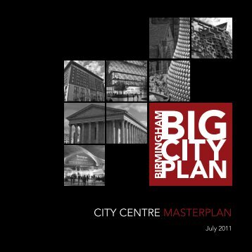 CITY CENTRE MASTERPLAN - Warwick Blogs