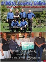 Black Hills 45 jaar muziek - B&NL Country Online