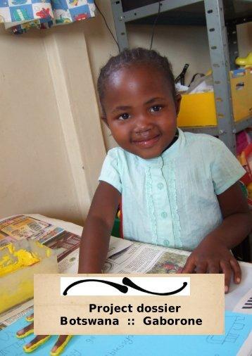 Project dossier Botswana :: Gaborone - Livingstone