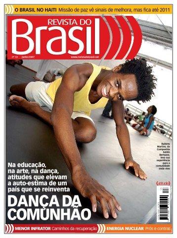 DAnçA DA ComUnhão - CNM/CUT