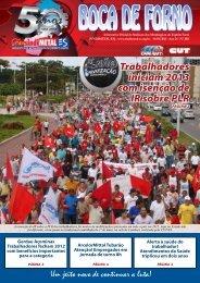 Trabalhadores iniciam 2013 com isenção de IR sobre ... - CNM/CUT