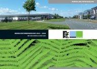 Bedrijventerreinenvisie 2013-2020 - Gemeente Westland