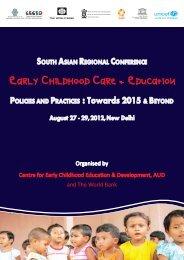 Programme Brochure - Idara-e-Taleem-o-Aagahi