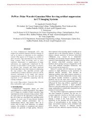 PoWer: Polar Wavelet-Gaussian Filter for ring artifact suppression in ...
