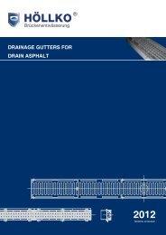 Drainage Gutters (PDF 7,14MB)