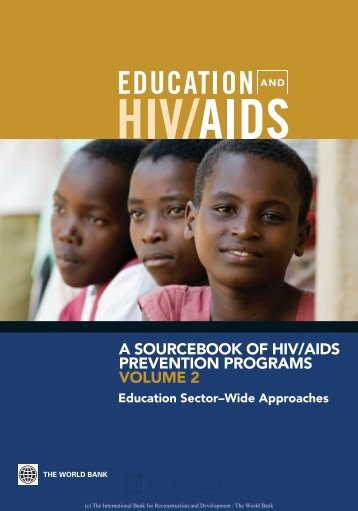a sourcebook of hiv/aids prevention programs volume 2
