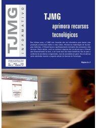 Informativo maio 127.qxp - Tribunal de Justiça de Minas Gerais