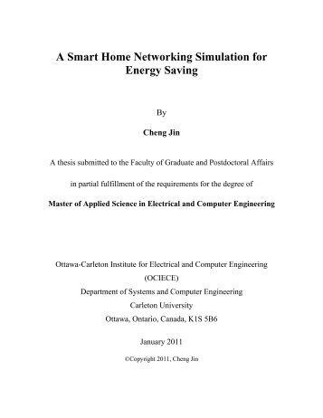 carleton university thesis template latex