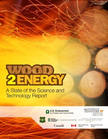 Wood2Energy: A State of the Science and Technology Report