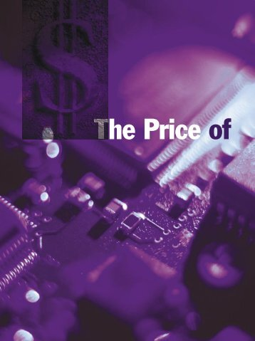 The Price of - ACM Digital Library