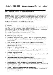 Referat 3. november 2008 - lundens.net