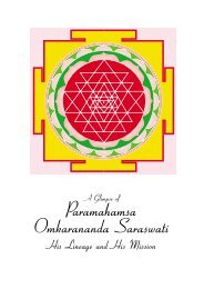Innenseite/Glimpse Kopie - Omkarananda Ashram Publications