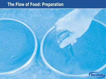 The Flow of Food: Preparation - Bakersfield College