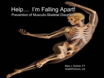 I'm Falling Apart!