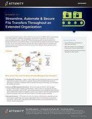 Download Attunity MFT Data Sheet