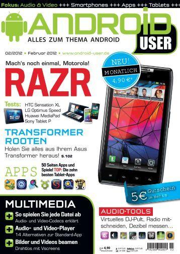 Android User RAZR
