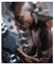 Innenteil/ohne Stanze - Pulse Fitness