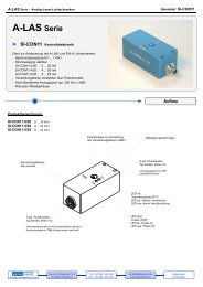 A-LAS Serie - Pulsotronic GmbH & Co. KG