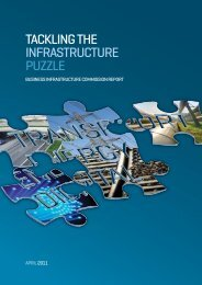 TACKLING THE INFRASTRUCTURE PUZZLE - The Engineer
