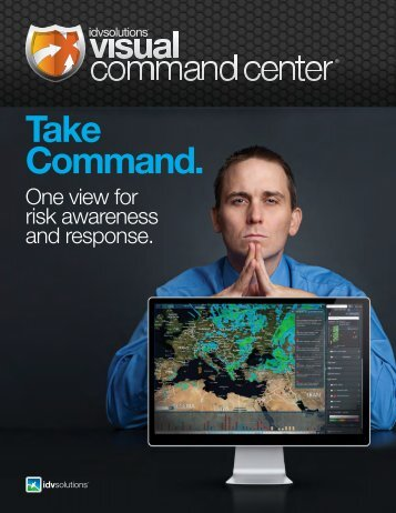 Visual Command Center - IDV Solutions