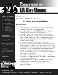 67 Worker Ideas Worth Millions - Ron Kaye LA