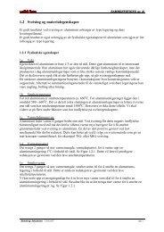 1.2 Sveising og materialegenskaper - Materialteknologi