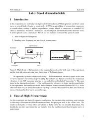 Lab 3 - Ultracold Atomic Physics