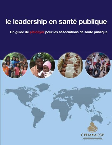 le leadership en santé publique - World Federation of Public Health ...