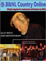 KAAT MEETS KRIS KRISTOFFERSON - B&NL Country Online